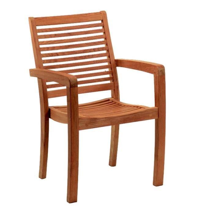 Ensemble de 4 fauteuils de jardin en eucalyptus achat for Ensemble fauteuil jardin