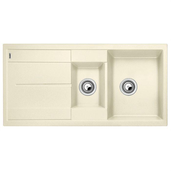 l vier silgranit pour sous meuble de 60 cm av achat vente evier de cuisine evier. Black Bedroom Furniture Sets. Home Design Ideas