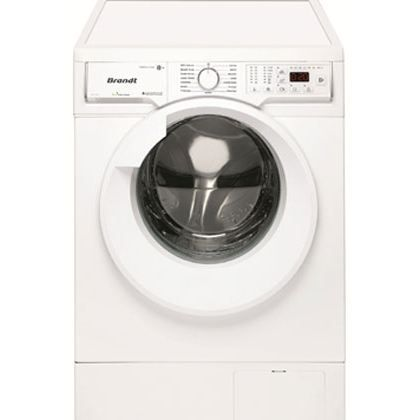 lave linge hublot 8 kg brandt bwf 184 t achat vente lave linge cdiscount. Black Bedroom Furniture Sets. Home Design Ideas