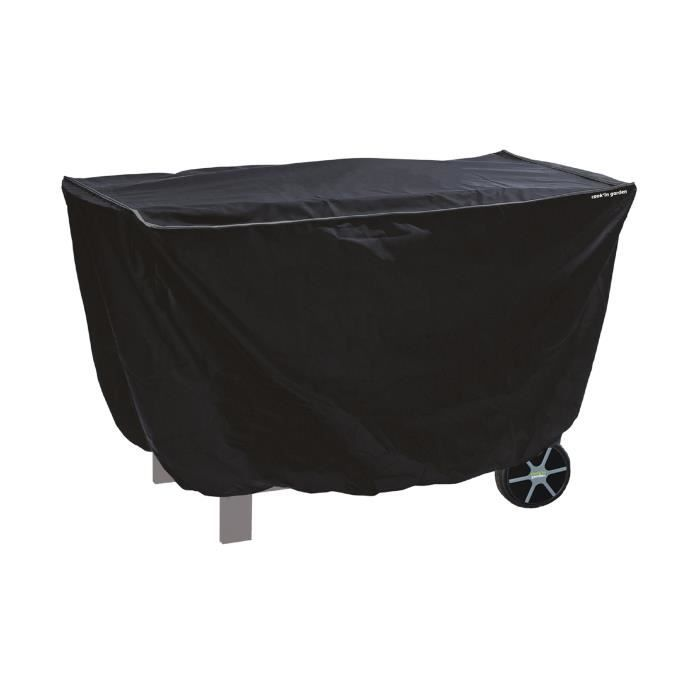 Housse barbecue 125x60x80 cm achat vente housse for Housse barbecue