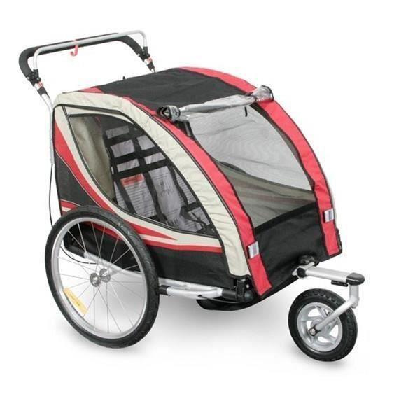 remorque poussette jogging aluminium prix pas cher les soldes sur cdiscount cdiscount. Black Bedroom Furniture Sets. Home Design Ideas