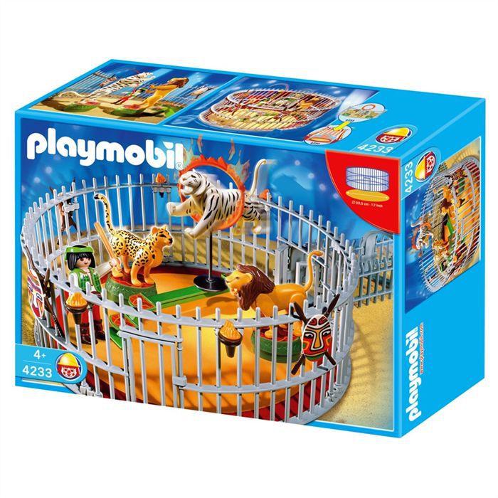 Playmobil dresseur fauves achat vente univers - Cirque playmobil ...