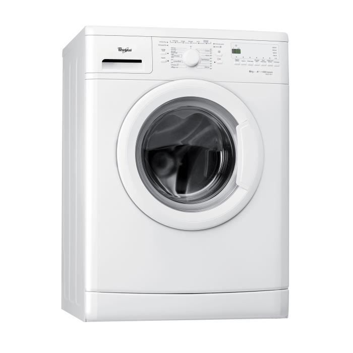 whirlpool awod4621 lave linge achat vente lave linge cdiscount. Black Bedroom Furniture Sets. Home Design Ideas
