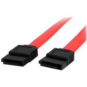STARTECH Câble SATA vers SATA de 45 cm - Cordon Serial ATA III 6 Gb/s