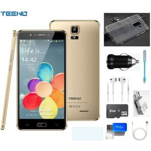 SMARTPHONE TEENO Smartphone Débloqué 6.0 Pouce 1280 x 720 IPS