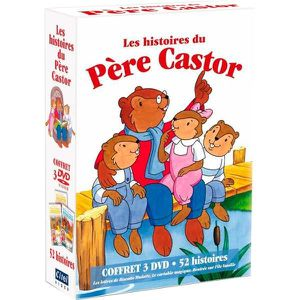 dvd pere castor achat vente dvd pere castor pas cher cdiscount. Black Bedroom Furniture Sets. Home Design Ideas