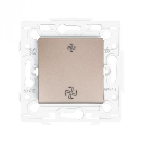 interrupteur 2 vitesses pour vmc arnould espace cocoon achat vente interrupteur cdiscount. Black Bedroom Furniture Sets. Home Design Ideas