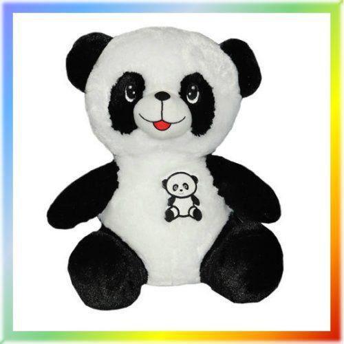 panda geant hyper doux achat vente peluche panda geant hyper doux cdiscount. Black Bedroom Furniture Sets. Home Design Ideas