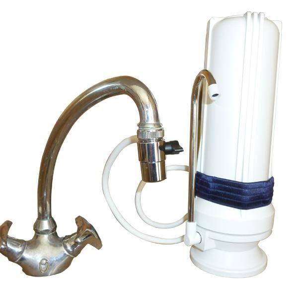 purificateur d 39 eau sur vier avec cartouche k46 et achat. Black Bedroom Furniture Sets. Home Design Ideas