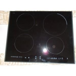 Dessus en verre pour table de cuisson de dietrich dti805b - Dessus de table en verre ...