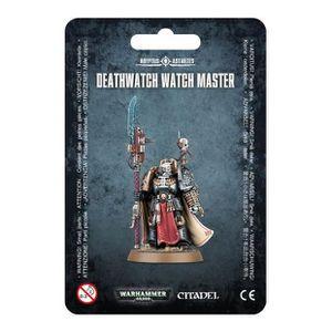 FIGURINE - PERSONNAGE Deathwatch Watch Master 39-14 - Warhammer 40,000