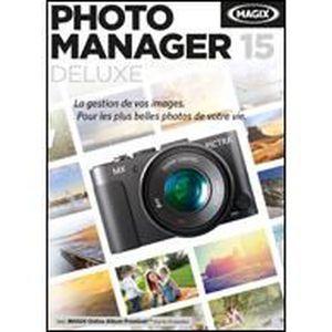 LOGICIEL À TÉLÉCHARGER MAGIX Photo Manager Deluxe 2015