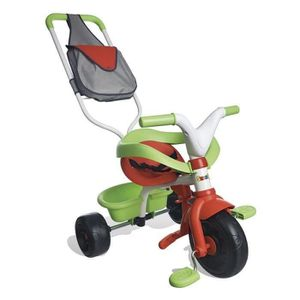 TRICYCLE SMOBY Tricycle Be Fun confort mixte