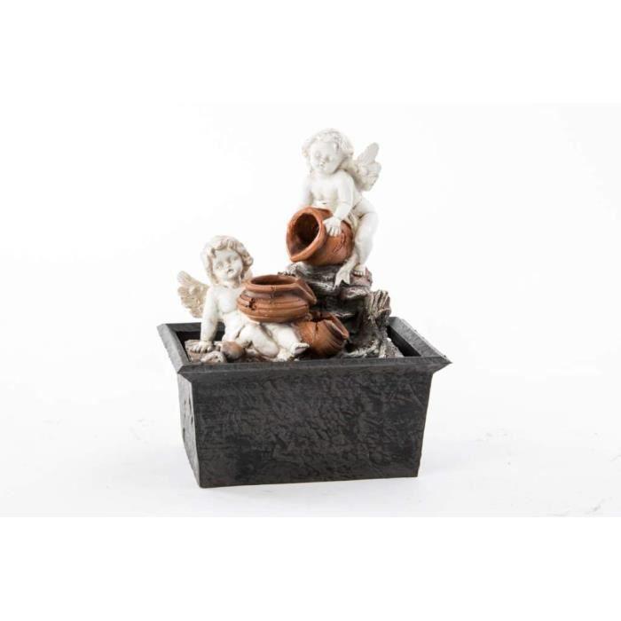 Fontaine eau d 39 int rieur figurine ange achat vente for Fontaine a eau interieur