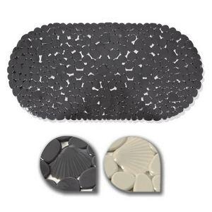 tapis de baignoire galets beige achat vente tapis de bain cdiscount. Black Bedroom Furniture Sets. Home Design Ideas