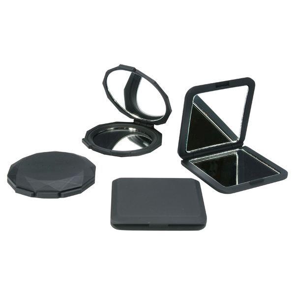 Miroir bb9 diffusion miroir de poche satin noir achat for Miroir noir watch online