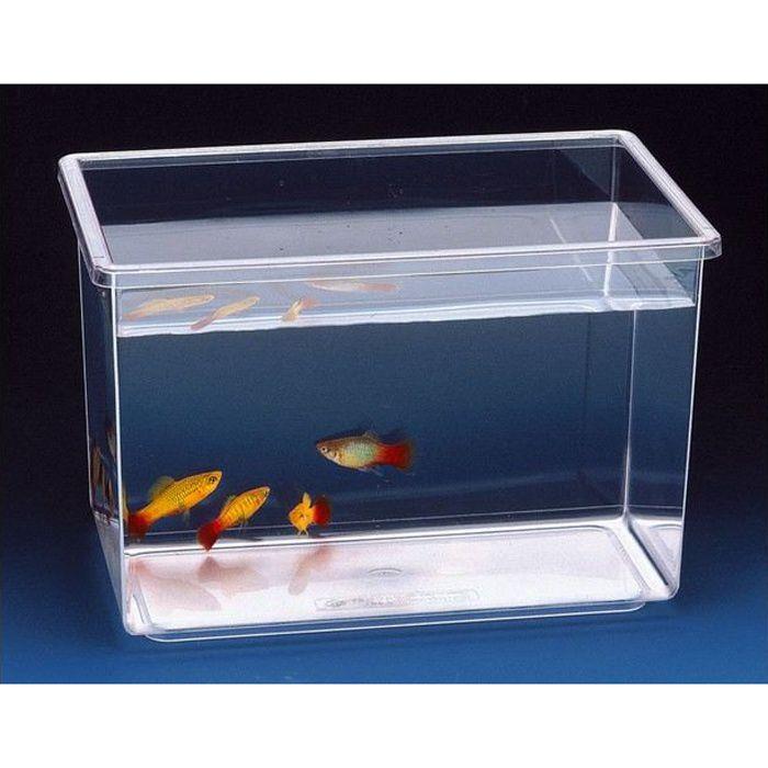 Aquarium pour poisson nettuno h26 achat vente for Jouet aquarium poisson