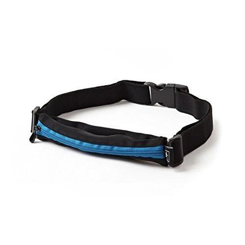 pochette ceinture de s curit sac ceinture de sport et de voyage lastique pour ranger les. Black Bedroom Furniture Sets. Home Design Ideas