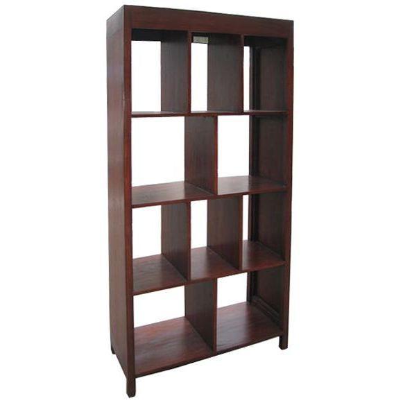 etag re d structur e coloniale bali achat vente meuble tag re etag re d structur e bali. Black Bedroom Furniture Sets. Home Design Ideas