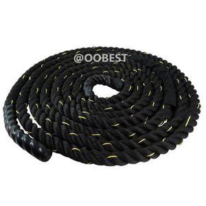 CORDE À SAUTER 38mm15m Corde battling Sports Fitness Corope corde