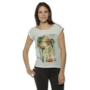 T-SHIRT T-shirt Femme Kaporal 5 Fisha