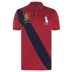 POLO Ralph Lauren Homme Polo Rouge