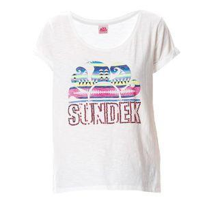 T-SHIRT T-shirt - blanc