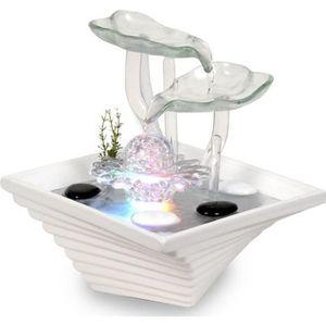 FONTAINE INTÉRIEURE Fontaine d'Intérieur Cristal Line - Flower