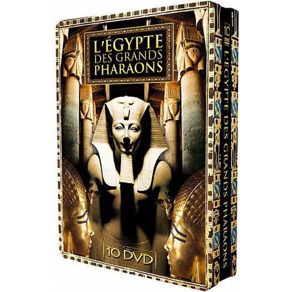 dvd coffret egypte en dvd documentaire pas cher cdiscount. Black Bedroom Furniture Sets. Home Design Ideas