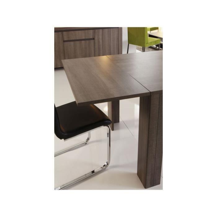 Rallonge pour table wool 88 x 40 x 6 cm r glisse for Table de x 6