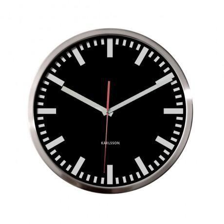 horloge station karlsson achat vente horloge horloge station cdiscount. Black Bedroom Furniture Sets. Home Design Ideas