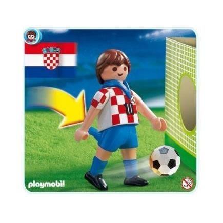 juniors r joueur foot playmobil
