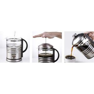 Verseuse cafetiere 6 tasses achat vente verseuse - Utilisation cafetiere a piston ...