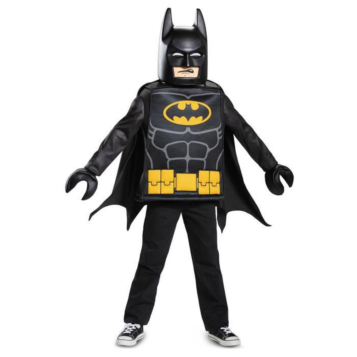 d guisement classique batman lego movie 10 12 ans achat vente d guisement panoplie. Black Bedroom Furniture Sets. Home Design Ideas