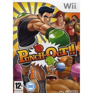 JEUX WII Punch-Out !! Jeu Wii
