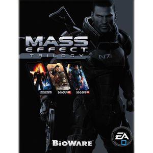 JEUX XBOX 360 Mass Effect Compilation Jeu XBOX 360