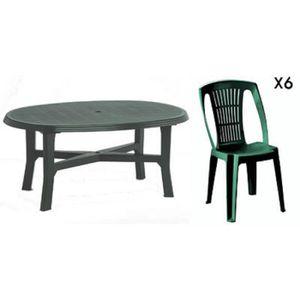 chaise de jardin plastique vert achat vente chaise de jardin plastique vert pas cher les. Black Bedroom Furniture Sets. Home Design Ideas