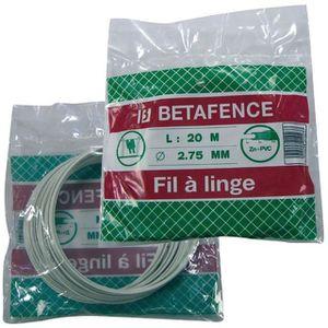 Betafence achat vente produits betafence pas cher for Hauteur fil a linge