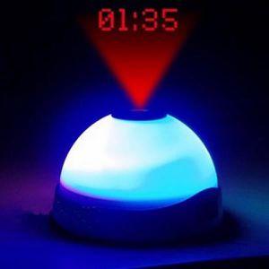 radio reveil projection couleur achat vente radio reveil projection couleur pas cher cdiscount