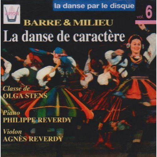 La dance par le disque vol 6 la danse de caract re achat for Barre de danse occasion