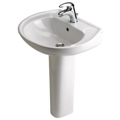 Pack lavabo mit city 2 col achat vente vier pack for Achat lavabo