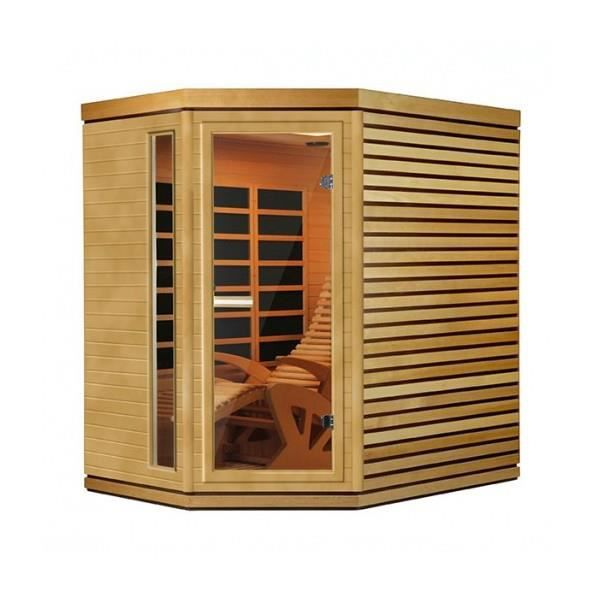 sauna infrarouge alto solo nature 1 2 places achat vente kit sauna sauna infrarouge alto. Black Bedroom Furniture Sets. Home Design Ideas