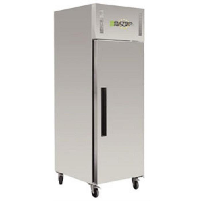 r frig rateur professionnel gastronorme 1 porte 650l. Black Bedroom Furniture Sets. Home Design Ideas