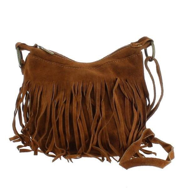 sac main en cuir coyllas marron achat vente sac maincuir coyllas frang cdiscount. Black Bedroom Furniture Sets. Home Design Ideas