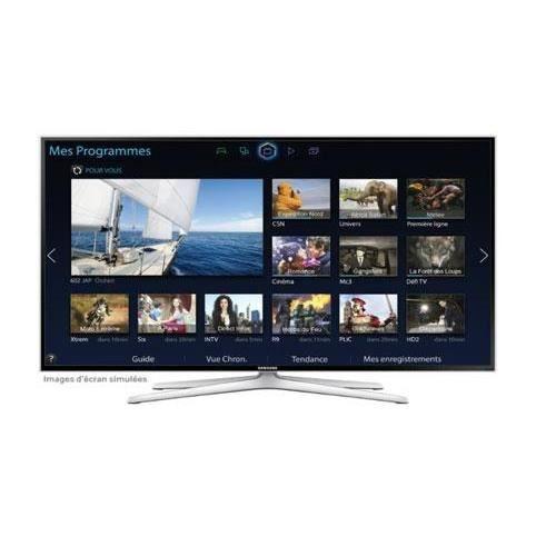 samsung ue48h6400 tv ecran lcd 48 122 cm 1080 pixels. Black Bedroom Furniture Sets. Home Design Ideas