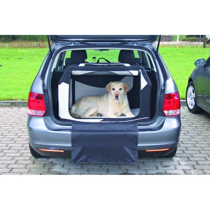 trixie vario box de transport chien taille m l achat. Black Bedroom Furniture Sets. Home Design Ideas