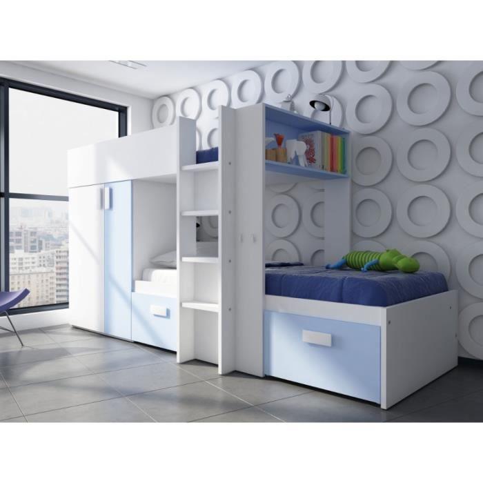 lit superpos avec tiroir achat vente lit superpos avec tiroir pas cher les soldes sur. Black Bedroom Furniture Sets. Home Design Ideas