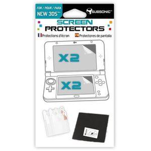 PROTECTION ECRAN JEUX Protection pour écrans New 3DS