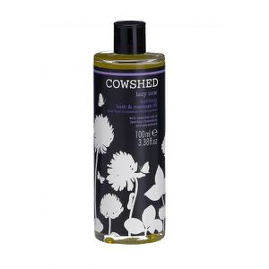 GEL - CRÈME DOUCHE 100ml Cowshed Lazy Cow apaisant Bath & Body Oil