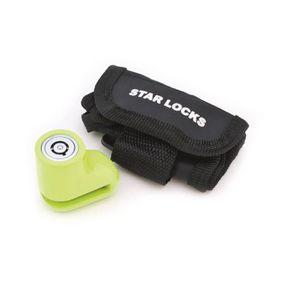 ANTIVOL - BLOQUE ROUE STAR LOCK - Bloc Disque Scoot Ø5.5mm + Sac